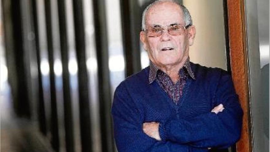 Joan Martínez: Seixanta anys dedicat a l'halterofília