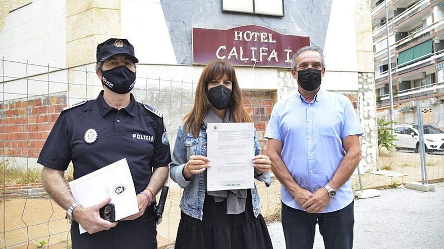 Torremolinos desalojará el Hotel Califa I y II tras recibir la autorización judicial