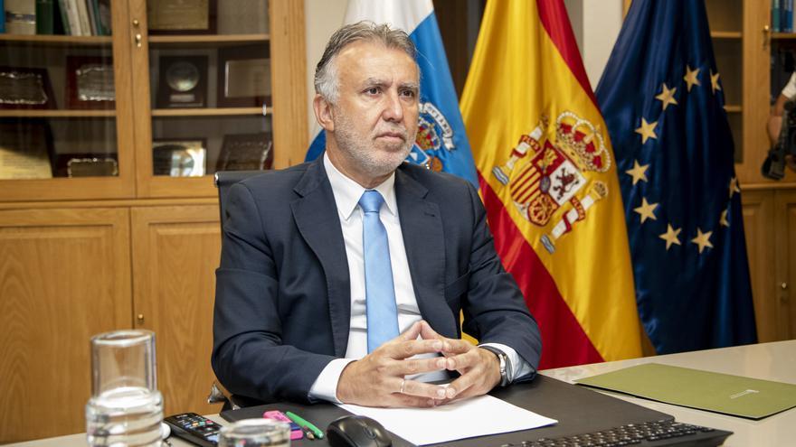 Torres participa de manera telemática en la reunión con los presidentes autonómicos