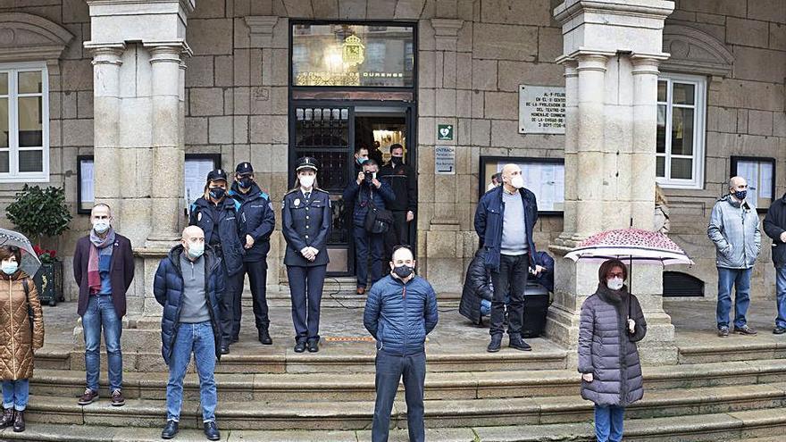 """Ourense alzó la voz por sus 420 vecinas que denunciaron maltrato y por las """"invisibles"""""""
