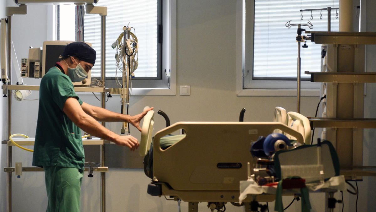 Primer día sin pacientes en la UCI desde el mes de marzo