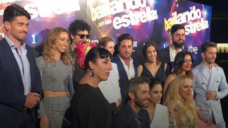 TVE estrena 'Bailando con las estrellas'