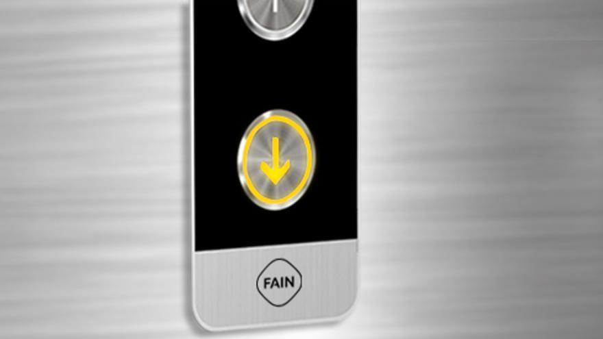 Los ascensores de San Vicente a prueba de contagio gracias a FAIN