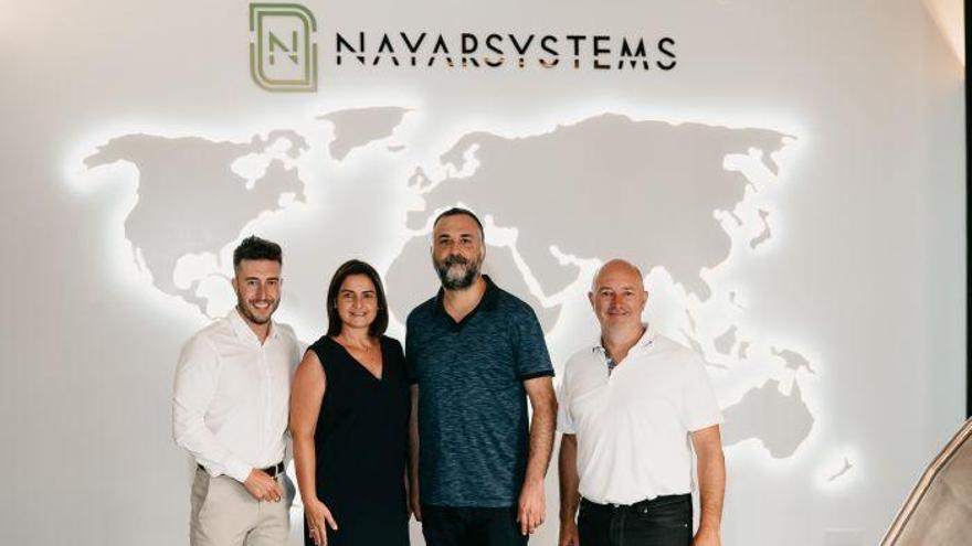 Nayar Systems, pionera en el internet de las cosas en el campo de la elevación