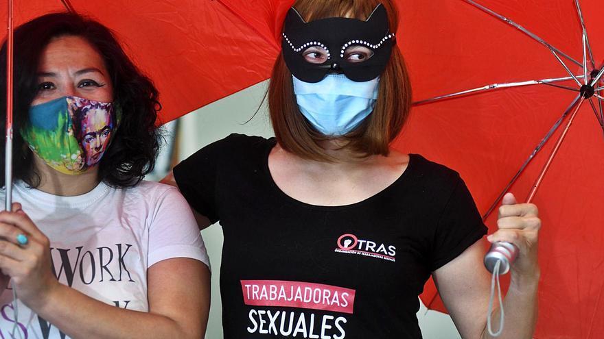 Las prostitutas lamentan que la ley del 'solo sí es sí' las deje al margen