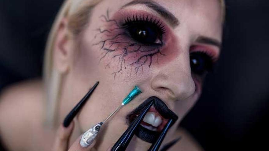 Hipoxia corneal, alergias e irritación: peligros de las lentillas para Halloween