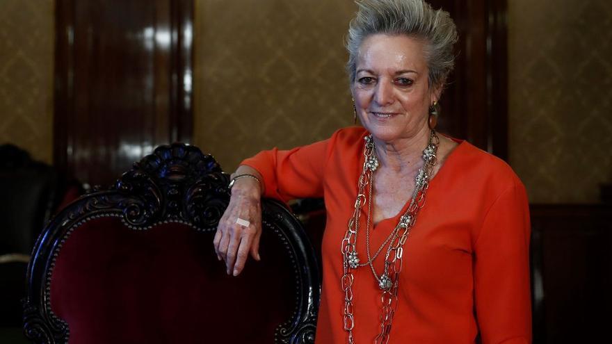 María Luisa Segoviano, la jueza que rompió el techo de cristal del Supremo