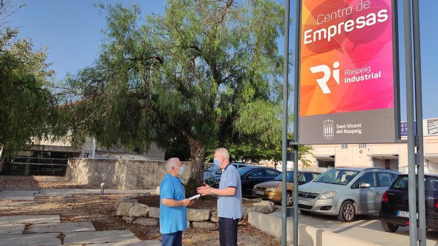 Ambicioso plan para relanzar los polígonos de San Vicente con más empresas