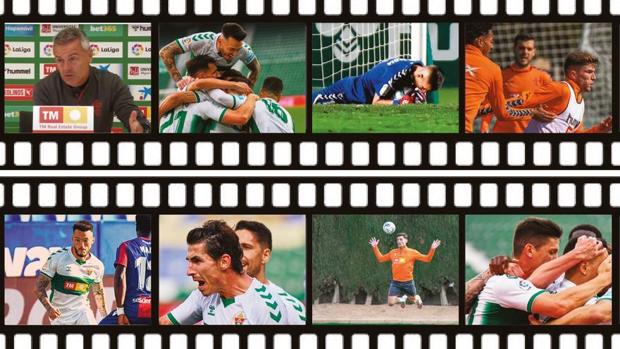 7 claves de película para ganar hoy al Huesca de Pacheta