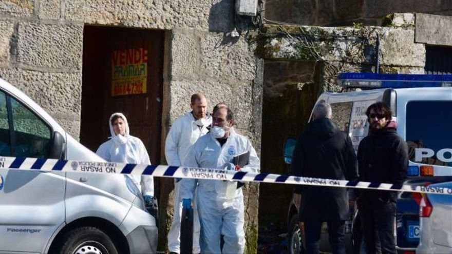 Nuevos registros policiales en San Mauro en busca de pistas de Sonia Iglesias