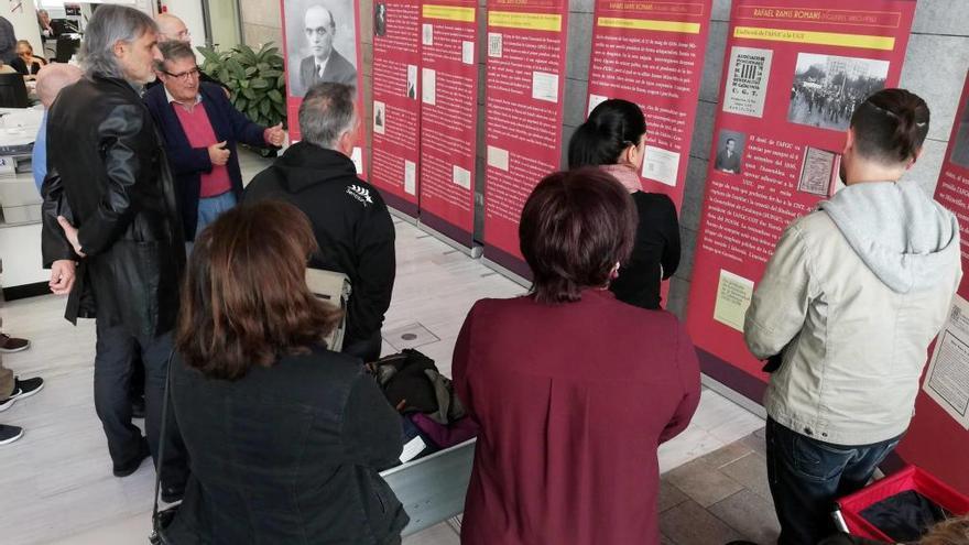 Girona exhibeix la mostra dedicada al figuerenc Rafael Ramis