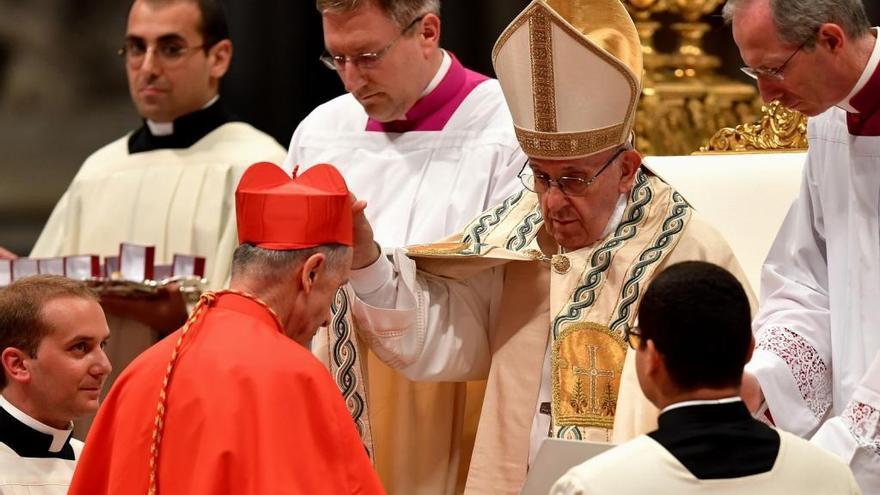 Mallorca-Kardinal Luis Ladaria hält Messe in Rom