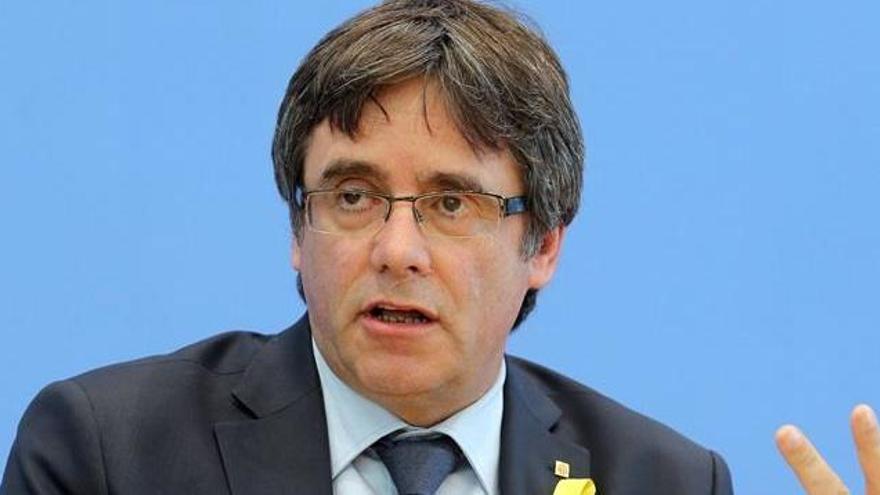 Així serà la gira europea de Puigdemont en la campanya electoral