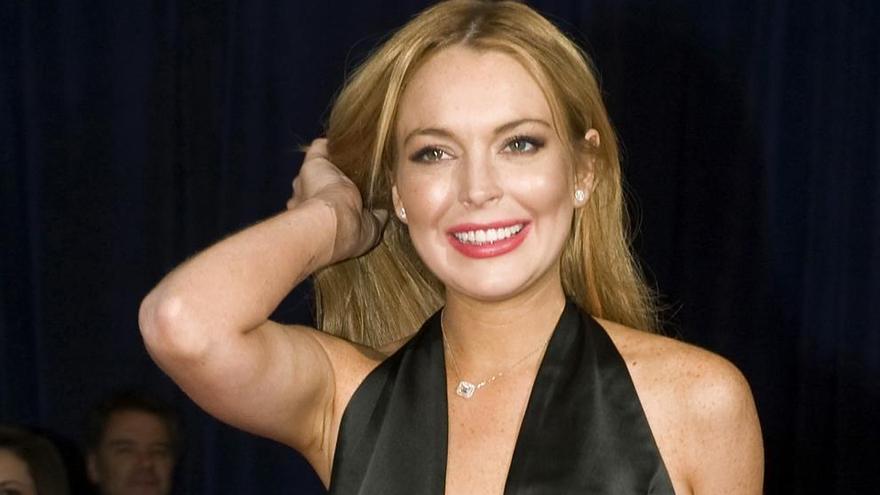 Lindsay Lohan, prometida con un empresario ruso