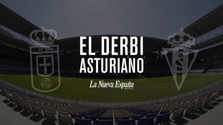 ¿Cómo llegan al derbi el Oviedo y el Sporting?: Xuan Fernández y Ángel Cabranes, redactores de deportes de LA NUEVA ESPAÑA analizan el encuentro