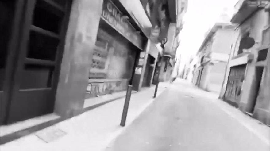 La Barcelona vaciada por el coronavirus de Isabel Coixet | VÍDEO
