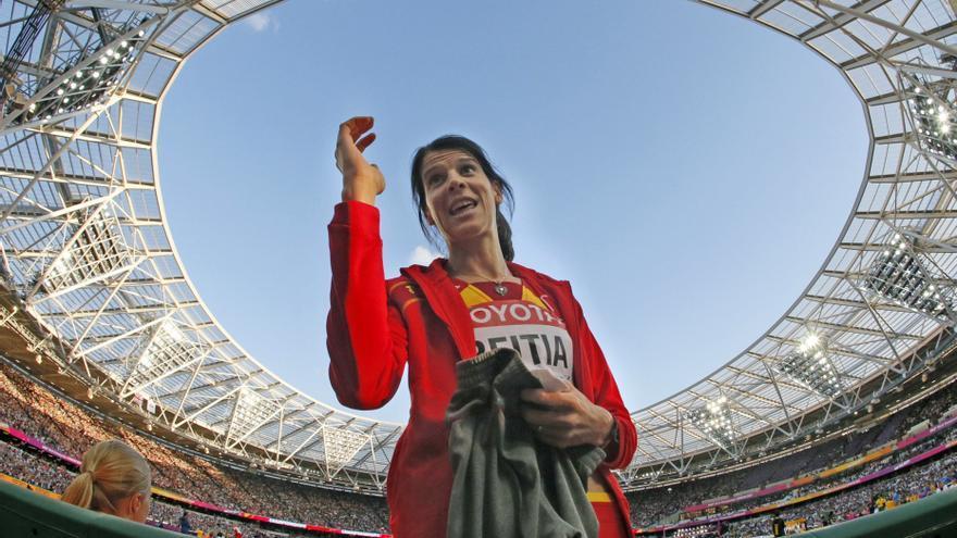 El bronce de Ruth Beitia en los Juegos de Londres 2012 ya es oficial