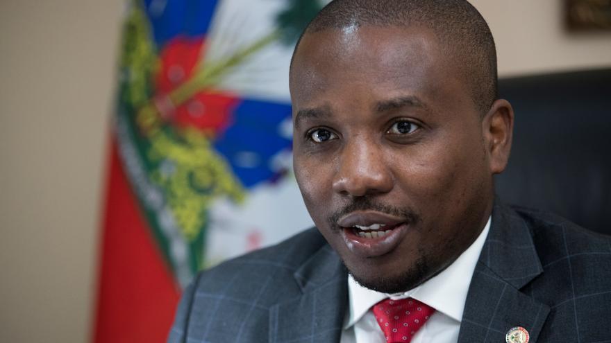 El primer ministro de Haití toma posesión y agradece el apoyo estadounidense