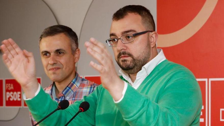 """Barbón ve """"desafortunadas"""" las declaraciones de la Ministra, que descartó nacionalizar las plantas de Alcoa"""