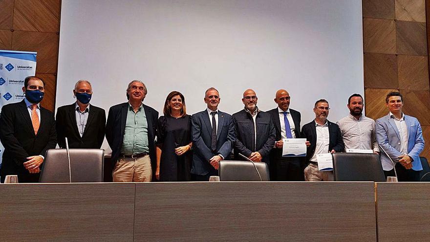 La UIB premia el uso del marketing digital