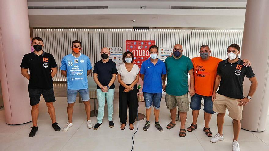 La UD Ibiza-HC Ibiza apuesta por un proyecto «continuista y renovado»