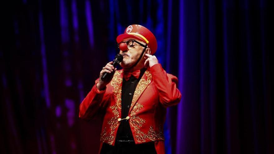 El Encuentro Mundial de Humorismo premia a Moncho Borrajo