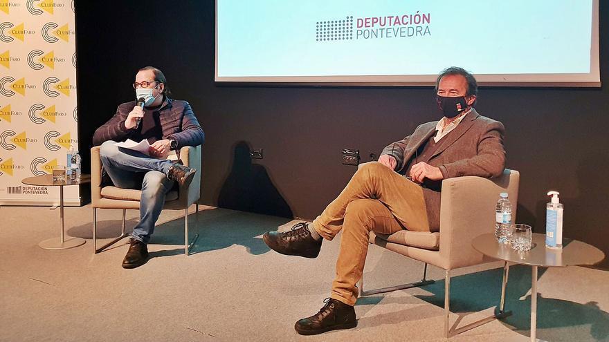 """Javier Moro: """"La expedición de la vacuna de la viruela no habría salido adelante sin Zendal"""""""