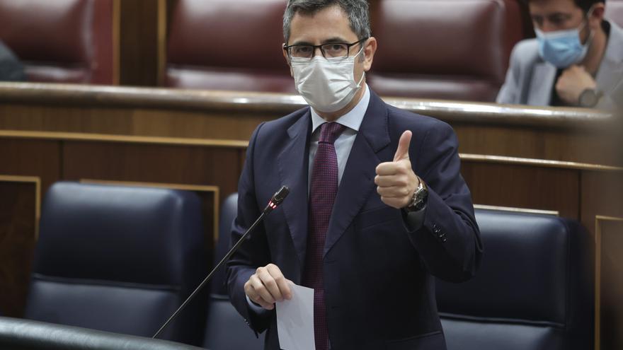 El Gobierno acusa al PP de oponerse a las medidas para abaratar la energía