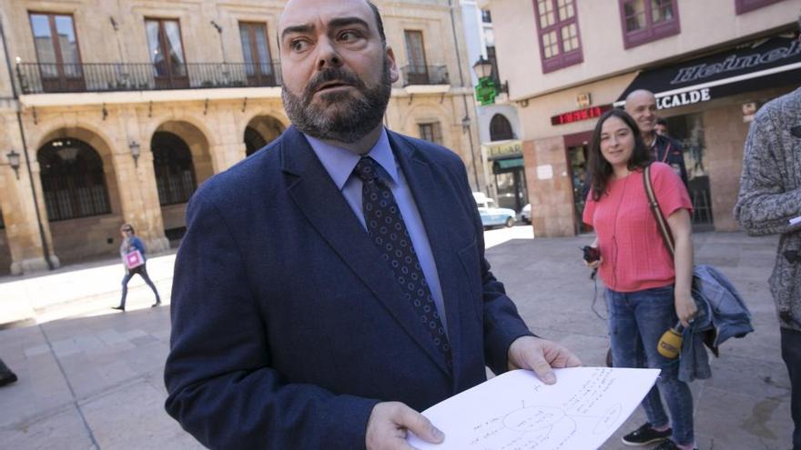 """Iglesias Caunedo ve en el PP """"una casa ordenada"""" carente de conflictos"""
