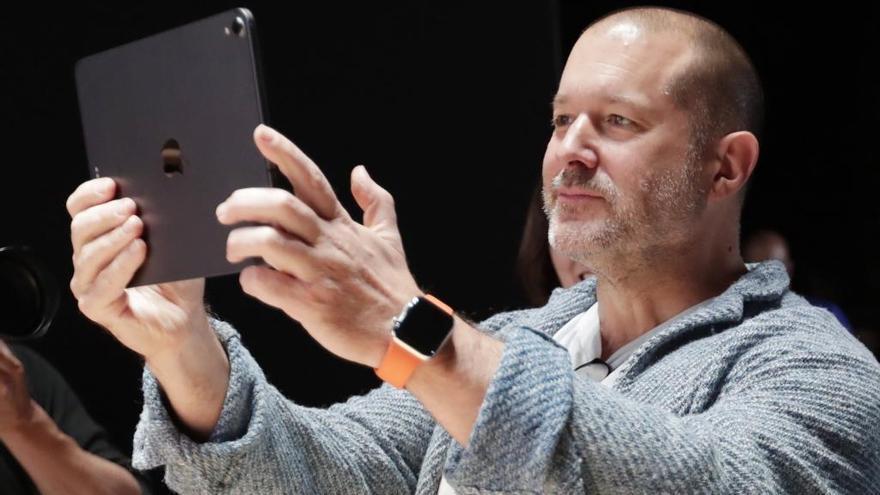 El diseñador del iPhone y el iMac abandona Apple