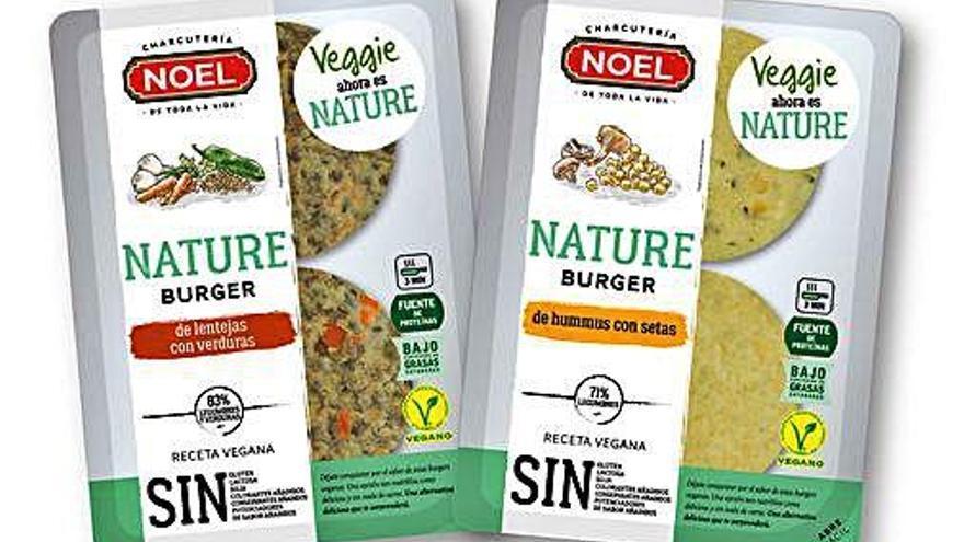 Noel intensifica l'aposta pels productes sense carn i sostenibles