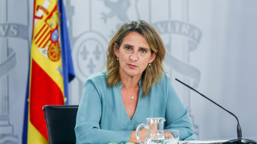 La ministra Ribera visitará el Mar Menor el miércoles