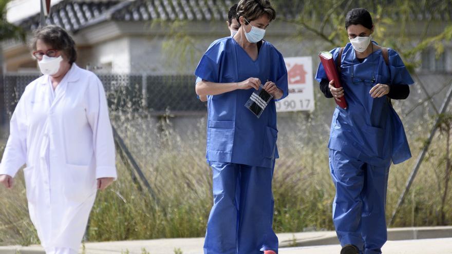Coronavirus en Murcia: dos fallecidos en un día con 106 casos nuevos