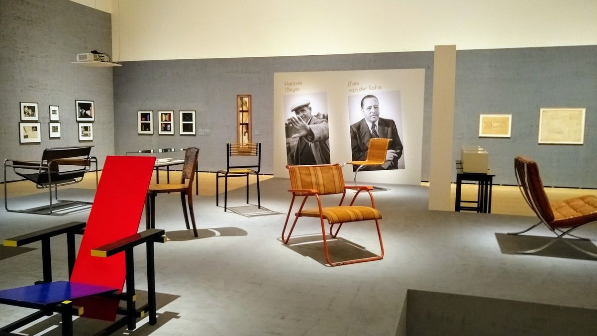 Exposición sobre los años veinte del siglo XX en el Guggenheim