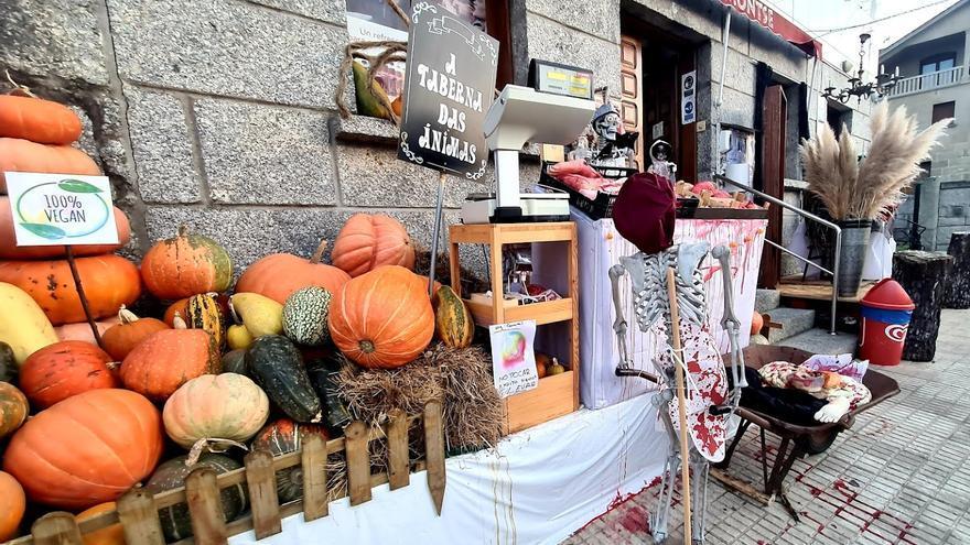 La comarca se viste de Halloween