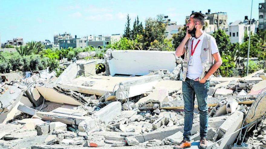 Crisis humanitaria en Gaza