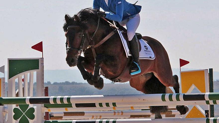 La competición regresa mañana a Equus Duri