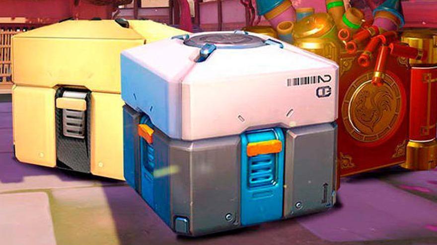 El Gobierno regulará las cajas botín para videojuegos