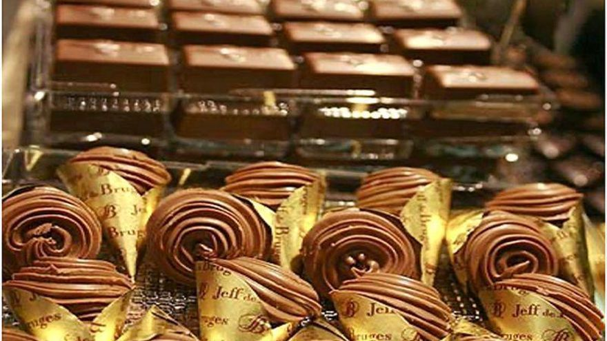 El chocolate produce bienestar y estimula el cerebro