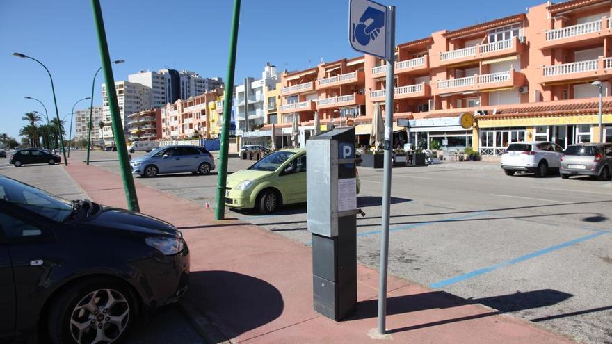 Acaba el termini a Castelló per demanar l'ajut de zona blava