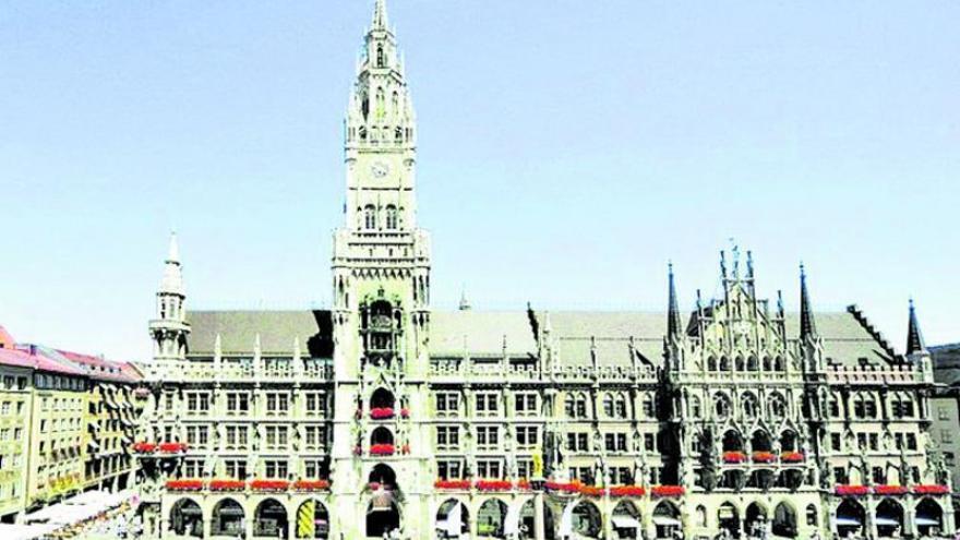 Munich: tras los pasos del demonio
