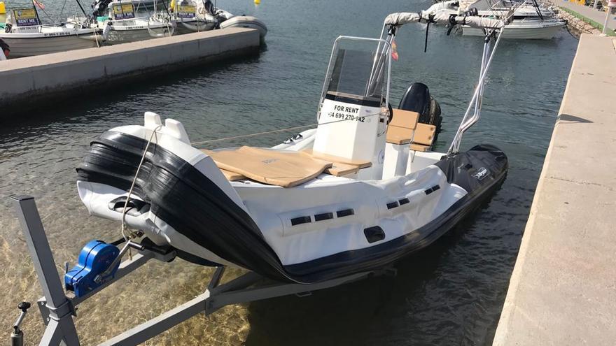 Un empresario denuncia un sabotaje a sus lanchas turísticas en el Port de Sóller
