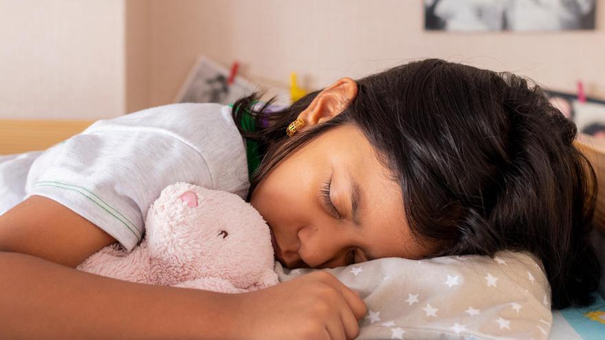 Cómo lograr que los niños duerman en la noche de Reyes