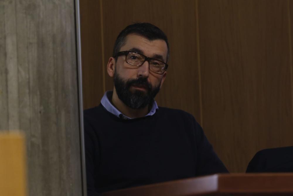 César Adrio, culpable del asesinato de Ana Enjamio