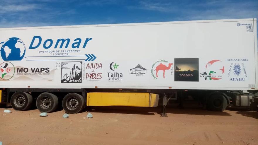 Once asociaciones valencianas ultiman una nueva caravana humanitaria al Sáhara