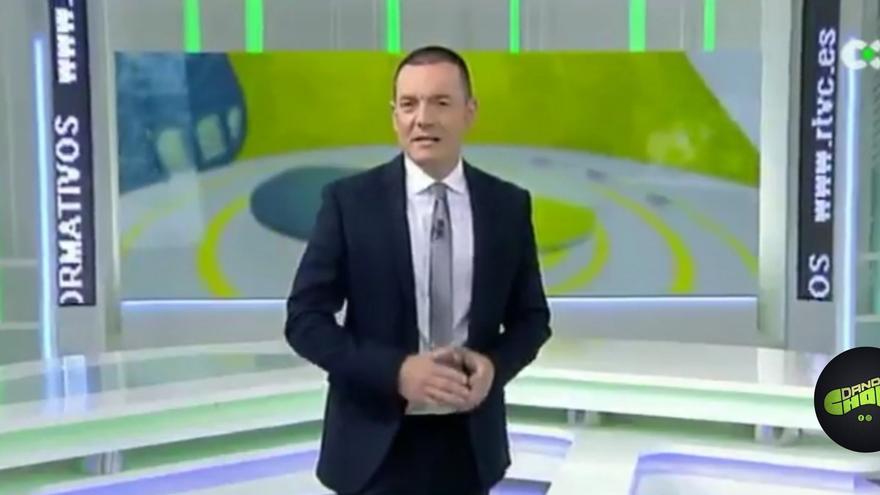 La nueva imagen capilar del presentador Roberto González despierta curiosidad