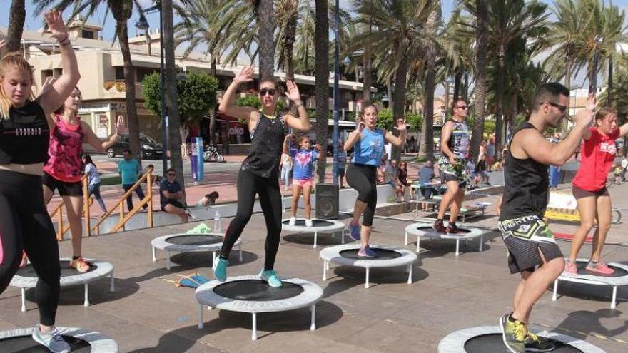 Los III Mar Menor Games muestran más de 60 deportes en San Pedro