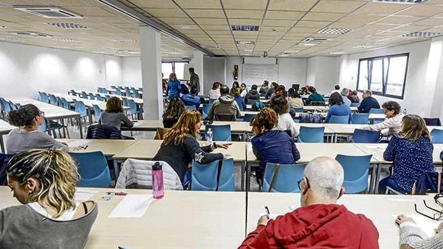 El Govern publica los resultados definitivos de los exámenes de catalán