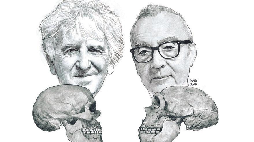 Neandertal y sapiens, el reencuentro