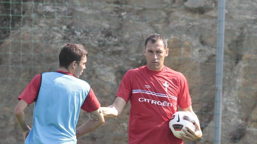 Ángel Rodríguez Nebreda, nuevo entrenador del Pontevedra
